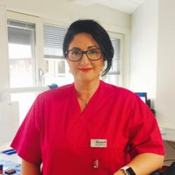 Tandläkare Afsaneh Robati Happident Mölndal