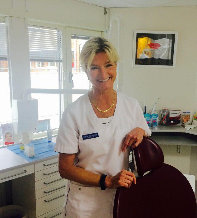 Tandhygienist Rose-Marie Lundberg Happident Mölndal